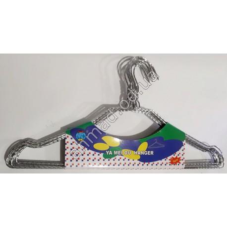 A1223 вешалка для одежды метал 40см. 10штук
