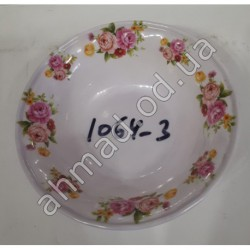 A1411 Тарелка миламиновая 15 см