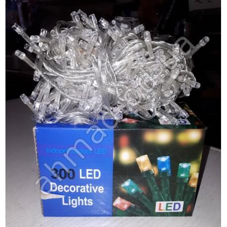 A806 Гирлянда 300 LED ламп